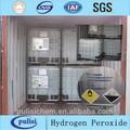 No del cas. 7722-84-1 peróxido de hidrógeno h2o2 90% con precio de fábrica