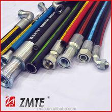 EN DIN standard flexible oil/water based Mine oil pipe fuel hose