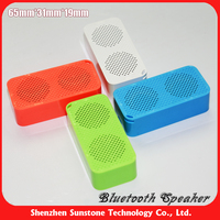 Novelty gifts wireless portable bluetooth mobile speaker mini cube shaped speaker