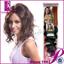 El nuevo venir 5A rizado de alta calidad de corea productos para el cabello