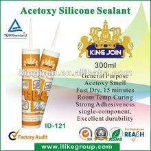 Acetic Cure Silicone Sealant