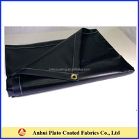 Early Delivery Heavy Grade Fire Resistant PVC Tarpaulin