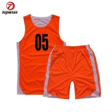 High Quality Dry Fit Sublimated Womens Basketball Uniform Design