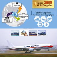 International air freight from Dubai to Lagos