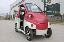 family use short distant 3 seater smart electric car