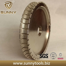 Top grinding result electroplated diamond grinding profile wheel