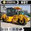 XCMG XD121 double drum viberation road roller/ smooth wheel roller for sale at low price