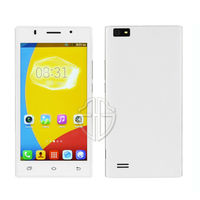 5.0 inch big screen android dual sim wireless fm mobile phone e8 cheap water resistant phone
