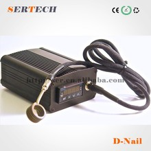 2015 Factory Direct Sale Cheapest and hottest d nail for dry herb with temperature control