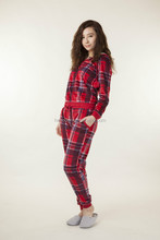 Ladies' Minky Fleece Onesie
