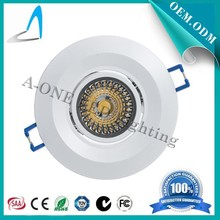 LED manufacturer high quality cob chip 12W dimmable 60 degree downlight 850lm led downlight from shenzhen