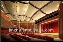 customization curved style metal ceiling