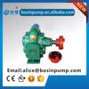 Industrial pump machine motor driven modified asphalt shaft canned pump