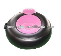 single round air sofa with speaker, air chair relax with speaker