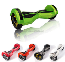2 wheel smart self balance electric scooter 8 inch with LED Light bluetooth music