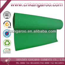 Polyvinyichlorde Pure Natural Plant Fine material PVC Mat Passed SGS test