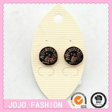 Cool black ladies earrings designs pictures
