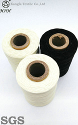Waxed High tenacity knitting thread