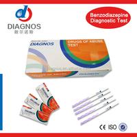 OEM!Urine drug test strip/Benzodiazepine(BZO)/DOA bzo drug test kit