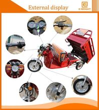 chinese 3 wheel cargo tricycle commodity