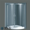 Good quality 10mm toughened shower screens glass prices
