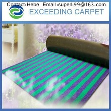 waterproof anti slip pvc outdoor carpet