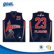 Wholesale cheap contemporary promotional team club basketball tops