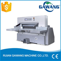 Digital Display Double Hydraulic Double Guide Paper Cutter