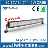 Liwin Wholesale High Quality Led Bar140W lw Led Light Bar LW BCS140W curved mini snowmobile