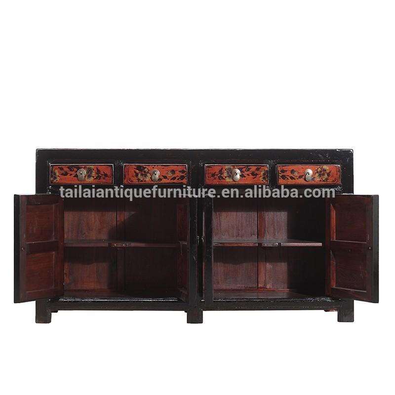 Baratos de almacenamiento de madera antiguos muebles - Muebles madera baratos ...