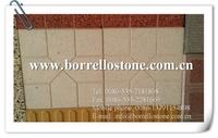 terrazzo stone continuous polishing