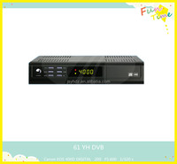 HD Mpeg4 H.265 digital satellite tv receiver
