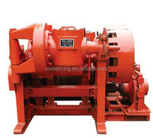 professional Oilfield equipment AC motor for top drive spare parts of drilling rig