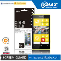 3H Hardness mobile phone accessories / screen guard for Nokia Lumia 520