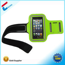 For iphone 6 sports armband, mobile phone Sport Armband Case with Key Holder and Headphone Jack