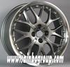 Gray Alloy wheel rims for car, steel wheels, wheel rims for sale