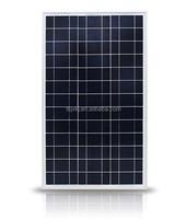 150W 120w poly solar panels