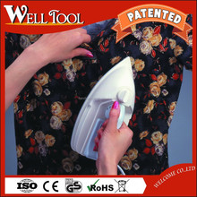 STEAM IRON / IT CAN USE VERTICAL OR HORIZONTAL
