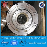 ANSI B16.5 150LBS Plate Flat Face Pipe Flange Manufacture