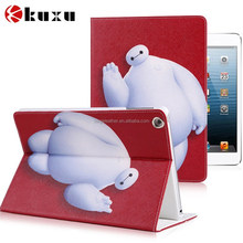 3d image carton image protective printng case for ipad