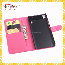 phone case for lenovo K3 note A7000 multi-purpose fashion design wallet style lichee PU leather cover