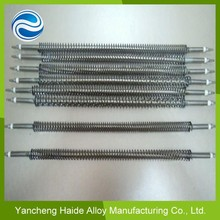 u type tubular heating element for electric water heater