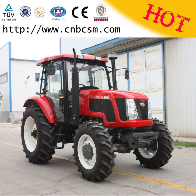 4 Wheel Drive Farm Tractors : Professional manufacturer supply wheel drive new and