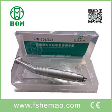 comparable dental HOM led e-generator high speed handpiece one year warranty