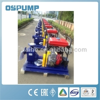 Diesel Engine Driven Large Industrial Centrifugal Water Pump