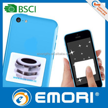 Personalized low price stick mobile phone wiper