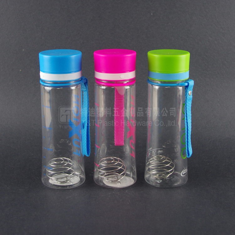 Protein Shaker Logo: Custom Logo Protein Shaker Bottle/400ml,460ml,600ml