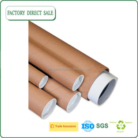 High quality customized round kraft paper mailing tube in different size