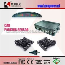 Parking Sensor (8 Sensors, 3 Color LED Display)