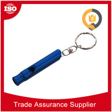 Alibaba Gold Supplier popular promotion keyfinder football referee whistle